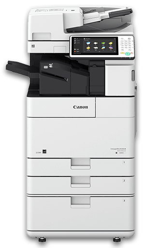 Canon iR ADVANCE 4525i 4535i 4545i 4551i Front