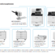 Canon iR ADVANCE C256i II Canon iR ADVANCE C356i II Konfiguration