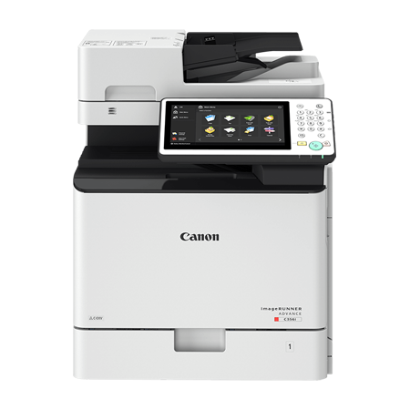 Canon iR ADVANCE C256i II Canon iR ADVANCE C356i II Front