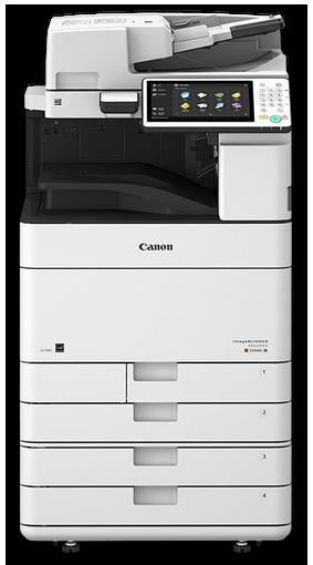 Farbkopierer Canon iR ADVANCE 5535i 5540i 5550i C5560i Front