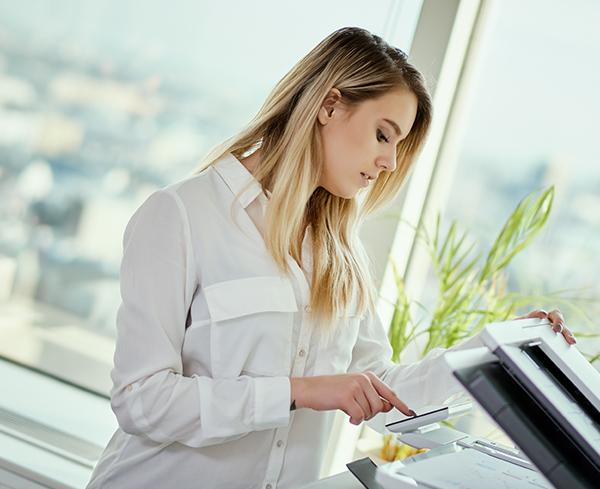 Kopierer, Drucker, Scanner, Fax