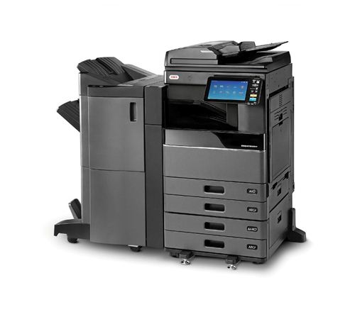 OKI ES9466 ES9476 MFP RADF PFP Finisher